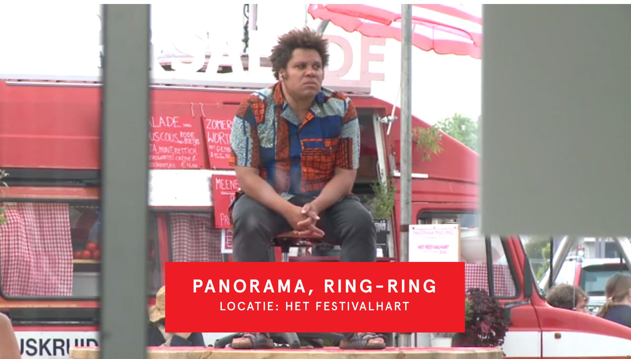 Panorama Ring Ring 'Het Festivalhart'