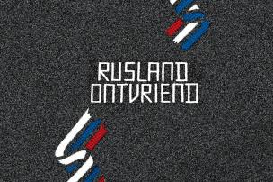 Nederland Amsterdam 7 december 2013 Rusland Ontvriend. Het afscheidsfeest van het Nederland Rusland jaar 2013.  Foto: Jan Boeve