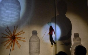 Shadowboxing_Kunstenaar Serge Onnen